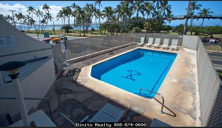 island surf condo kihei with pool