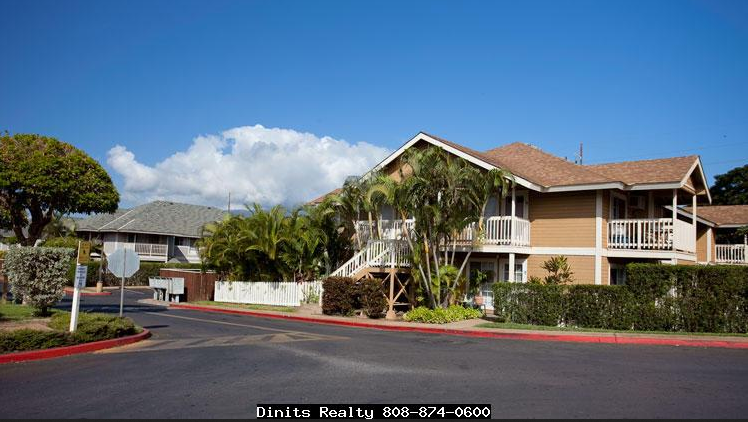 Kihei Villages Condos For Sale