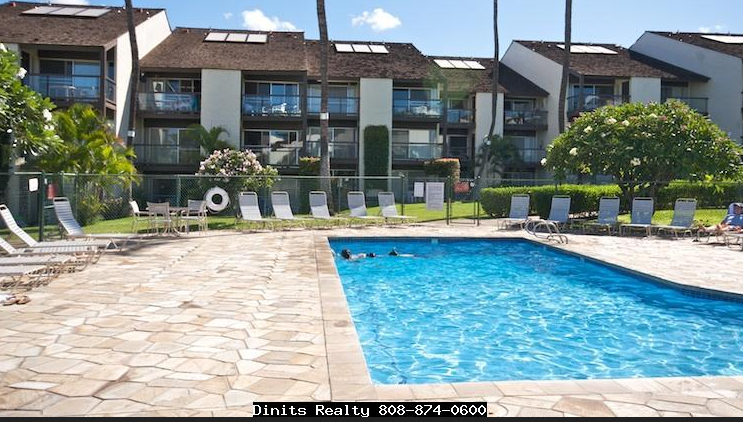 Hale Kamaole condominium for sale kihei maui