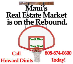 seller's market in Maui