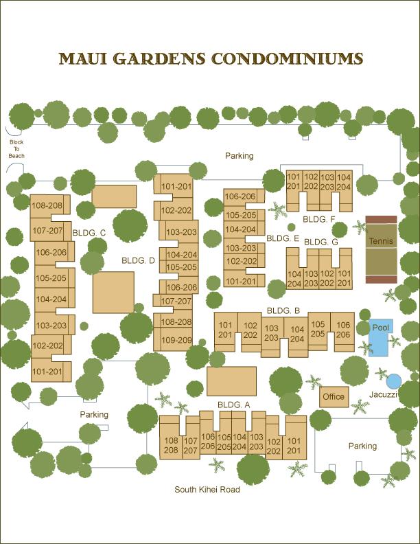 maui gardens condo guide