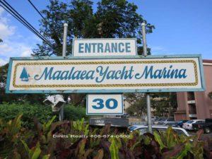 Maalaea Yacht Marina