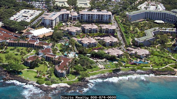 Wailea Beach Villas view