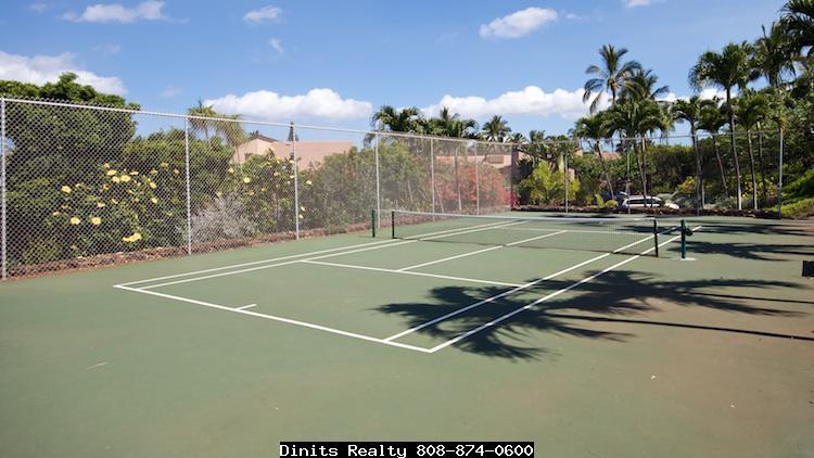 Wailea Ekahi Tennis